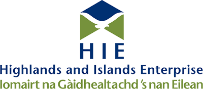 Highlands and Islands Enterprise logo